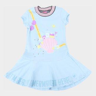 Vestido Infantil Kamylus I'am Real