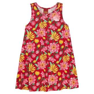 Vestido Infantil Kyly Meia Malha 137524.4372.4 Kyly