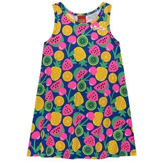 Vestido Infantil Kyly Meia Malha 137525.6826.2 Kyly