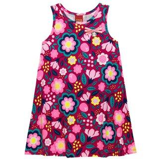 Vestido Infantil Kyly Meia Malha 137532.40007.2 Kyly