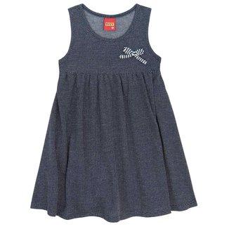 Vestido Infantil Kyly Meia Malha 137751.4372.3 Kyly