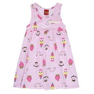 Vestido Infantil Kyly Meia Malha 137752.4996.4 Kyly