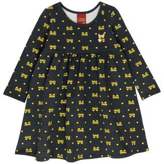 Vestido Infantil Kyly Molicotton 135584.0484.8 Kyly