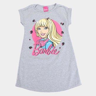 Vestido Infantil Malwee Barbie