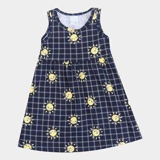 Vestido Infantil Malwee Estampado
