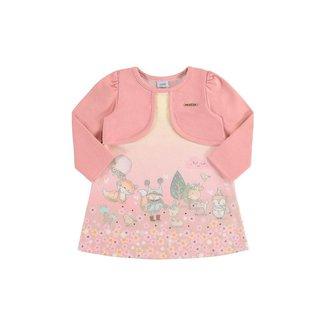 Vestido Infantil - Marlan - Lukas Kids Moda Infantil