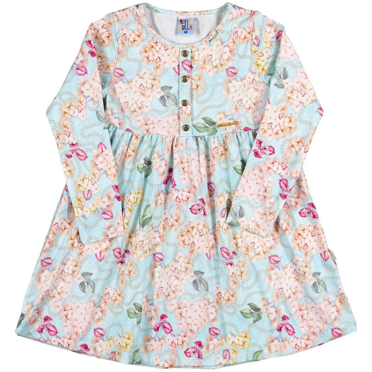 Vestido Infantil MeninaSuplex - Compre Agora  02f31971387