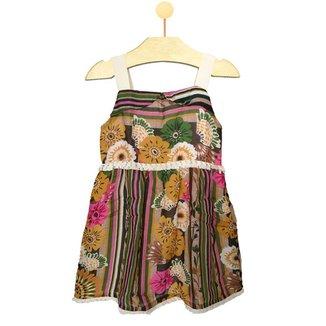 Vestido Infantil Pandi Listra Feminino