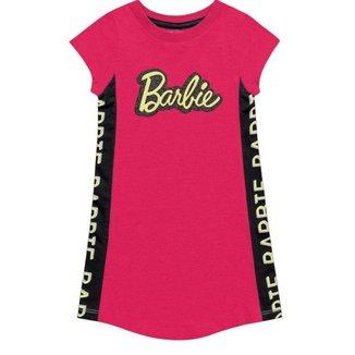 Vestido Infantil Verão Barbie, Produto Licenciado - Fakini