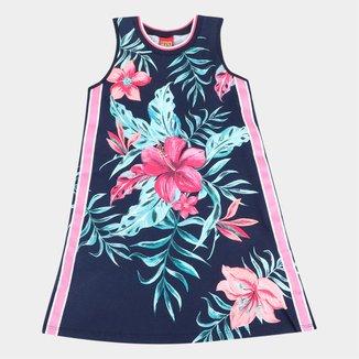 Vestido Juvenil Kyly Floral