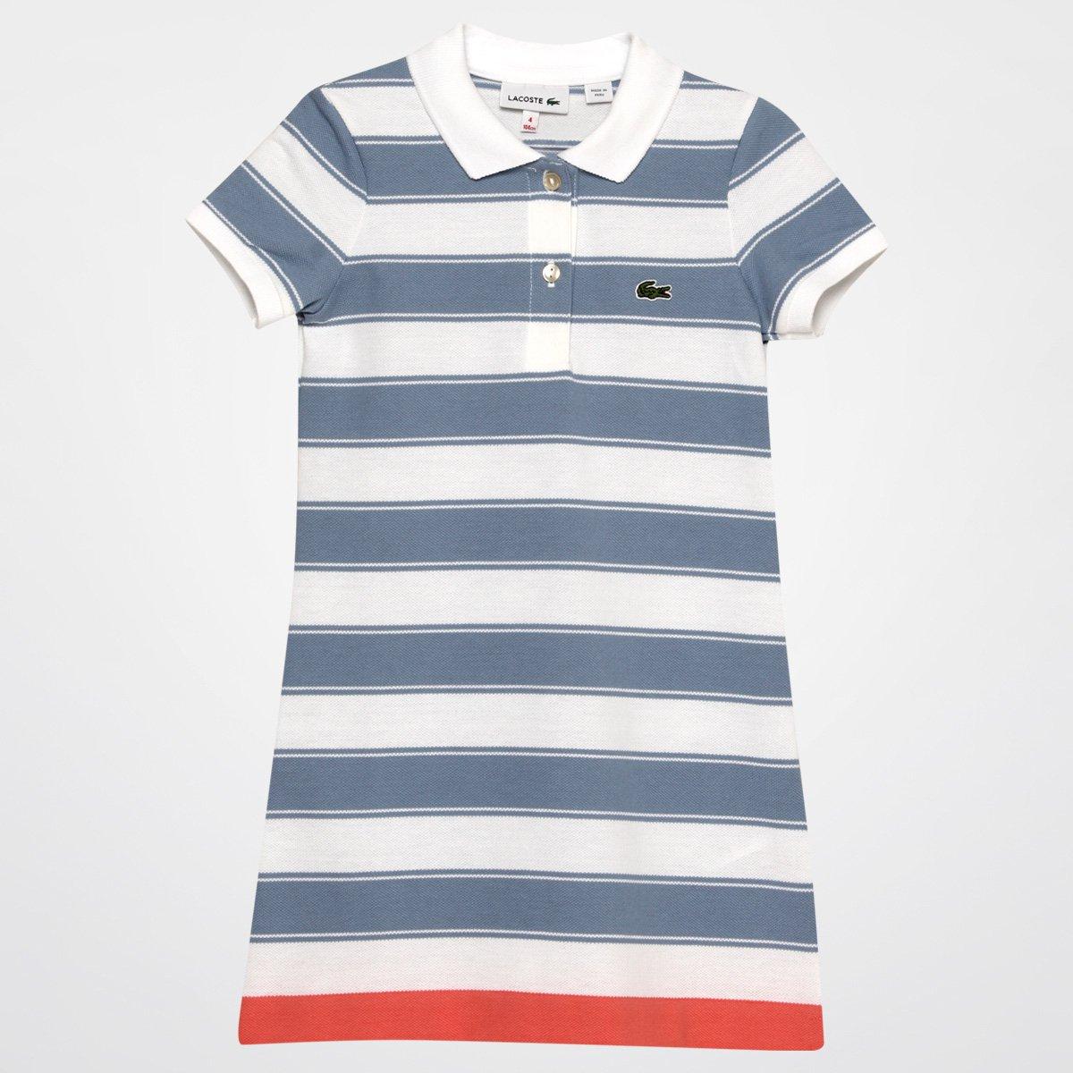 0ebd20f8797d4 Vestido Lacoste Infantil - Compre Agora