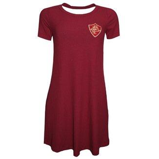 Vestido Liga Retrô Fluminense Feminino