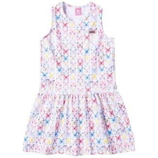Vestido Lilica Ripilica De Borboletas Infantil