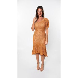 Vestido Longo Tricot Carolina - Glam Tricot
