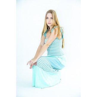 Vestido Longo Tricot Olivia - Glam Tricot