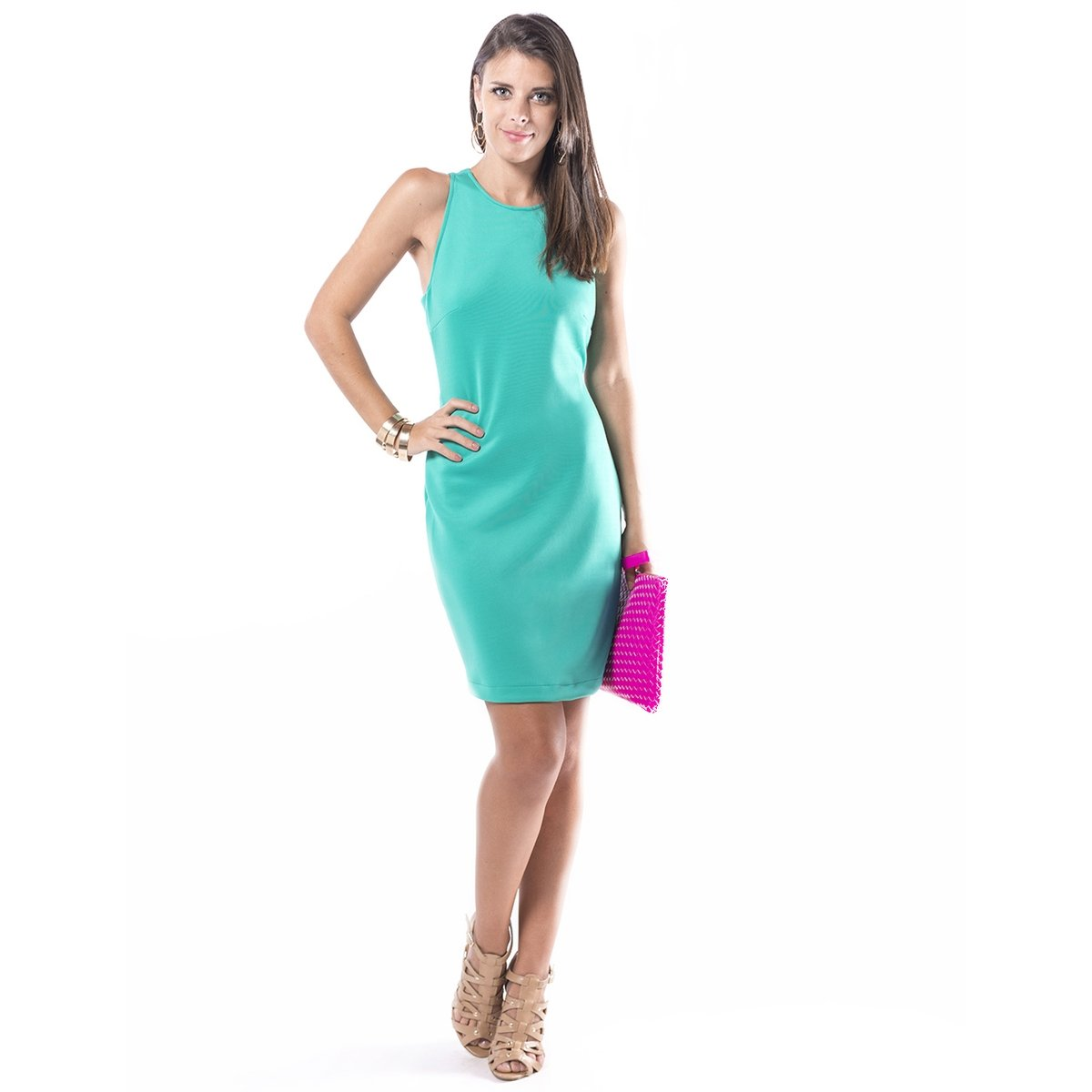 7ba6aa8d4 Vestido Marcia Mello | Netshoes