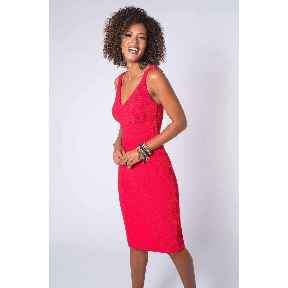 Vestido Mercatto Malha Lisa - Compre Agora  0ef667ddb13