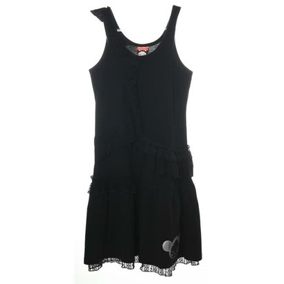 Vestido Slub Cotton - Pucca-Feminino