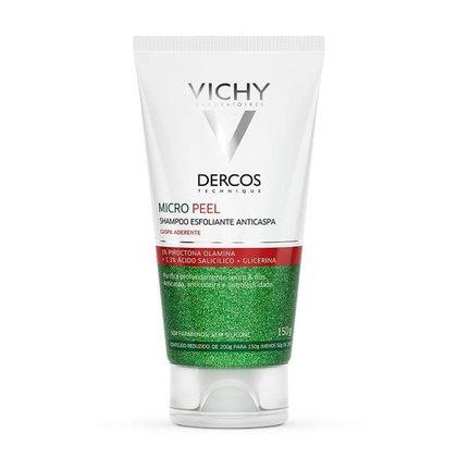 Vichy Dercos Micro Peel - Shampoo Esfoliante 150ml