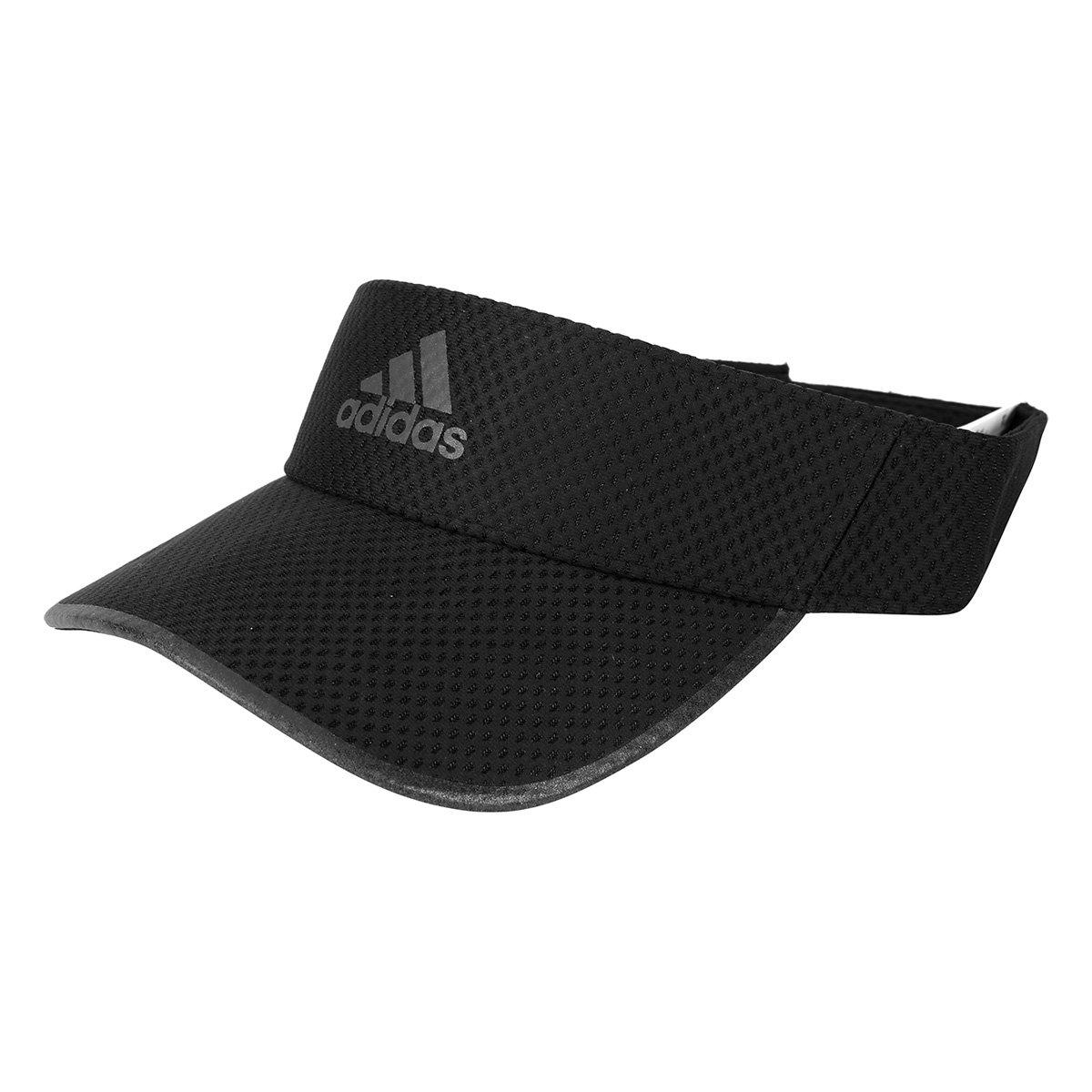 abda69637ed14 Viseira Adidas Climacool - Preto - Compre Agora