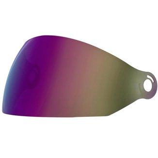 Viseira Capacete Norisk Orion Original Rainbow Camaleão