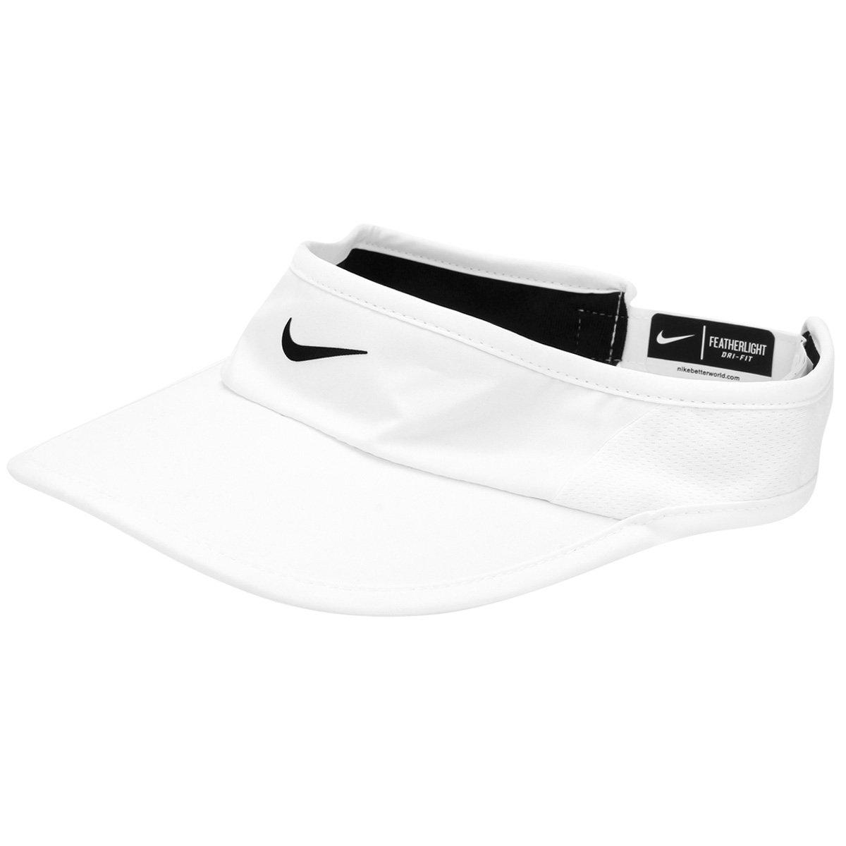 2b2b3dac8258d Viseira Nike Featherlight 2.0 - Compre Agora