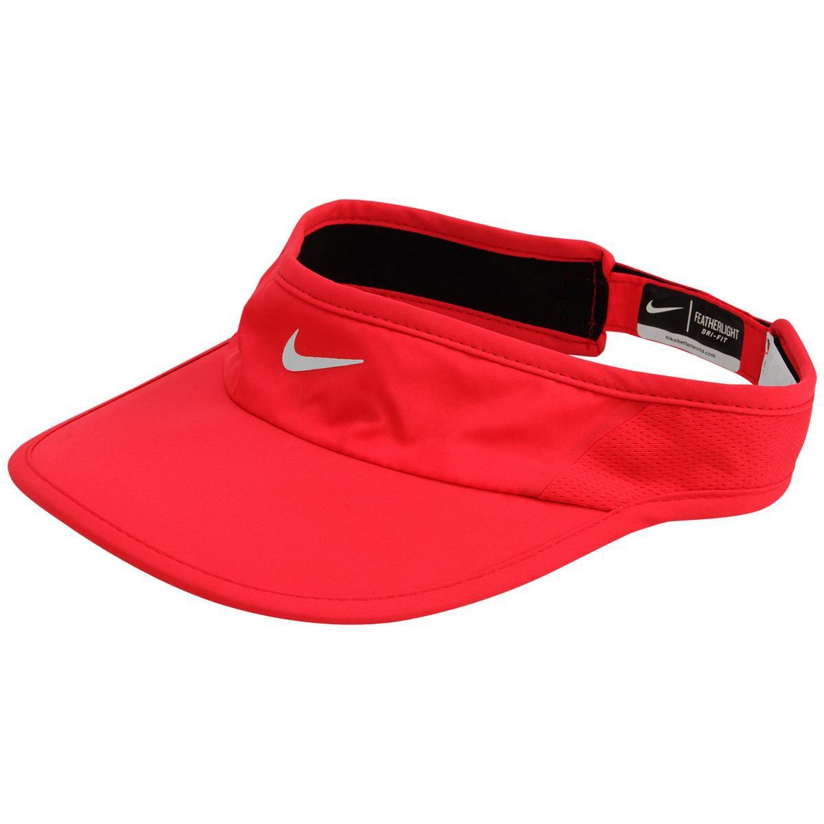 Viseira Nike Featherlight 2.0 - Compre Agora  82a4e12c689