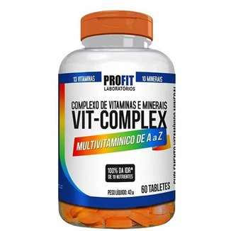 Vit-Complex 60 tabletes - ProFit
