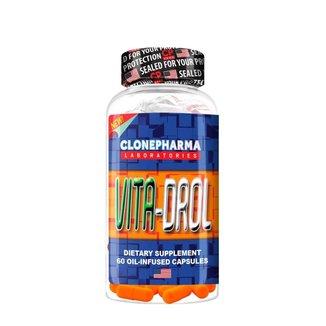 Vita-Drol Clone Pharma 60 Cápsulas