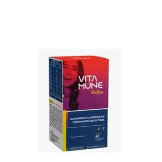 Vita Mune A-z Mulher para Bariátricos Com 60 Comprimidos