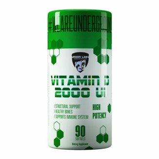 Vitamin D-2000 60 Capsules Under Labz