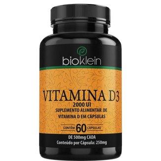 Vitamina B12  60 Cápsulas  Bioklein