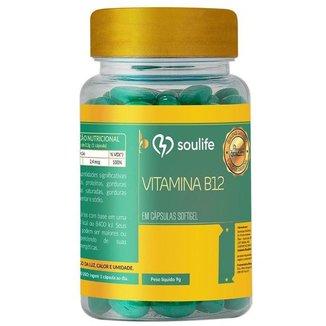 Vitamina B12 Soulife 250mg - 120 Cáps