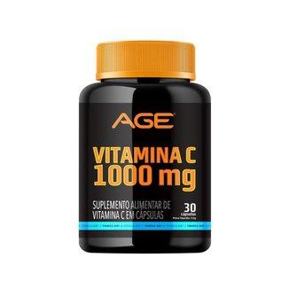 Vitamina C (30 Tabletes) - Age