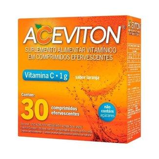 Vitamina C 1g 30 Cpr Efervescentes Cimed