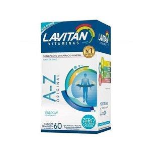 Vitamina Lavitan A-z 60 Cp