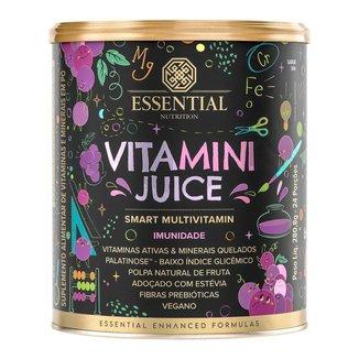 VITAMINI JUICE 280G - ESSENTIAL NUTRITION (UVA)