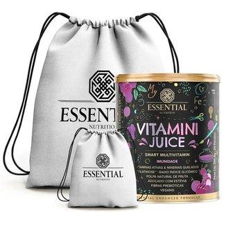 Vitamini Juice 280G + Mochila  - Essential Nutrition (Uva)