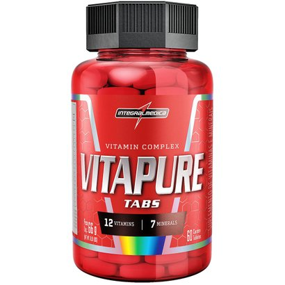 Vitapure Tabs 60 Tabletes – Integralmedica