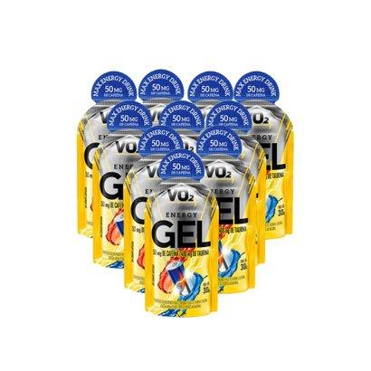 VO2 Energy Gel (cx c/ 10uni) – Integralmédica
