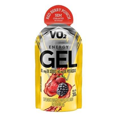 VO2 Energy Gel 10 Sachês – Integralmedica