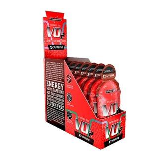 VO2 Energy Gel X-Caffeine IntegralMédica - 10 Unidades