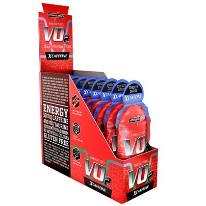 Vo2 Energy Gel XCaffeine (Energético) 10 uni  Integralmédica