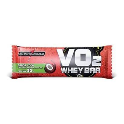 Vo2 Protein Bar 30G – Integral Médica – Côco