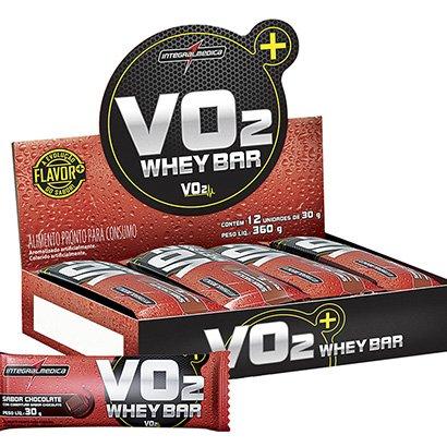 VO2 Protein Bar c/ 12 barras – IntegralMédica