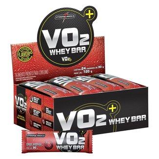 VO2 Protein Bar c/ 24 Barras - IntegralMédica