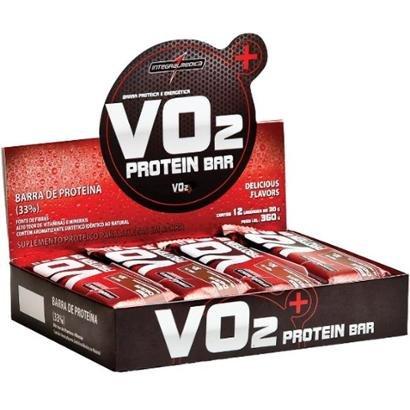 VO2 Protein Bar c/ 24 Barras – IntegralMédica