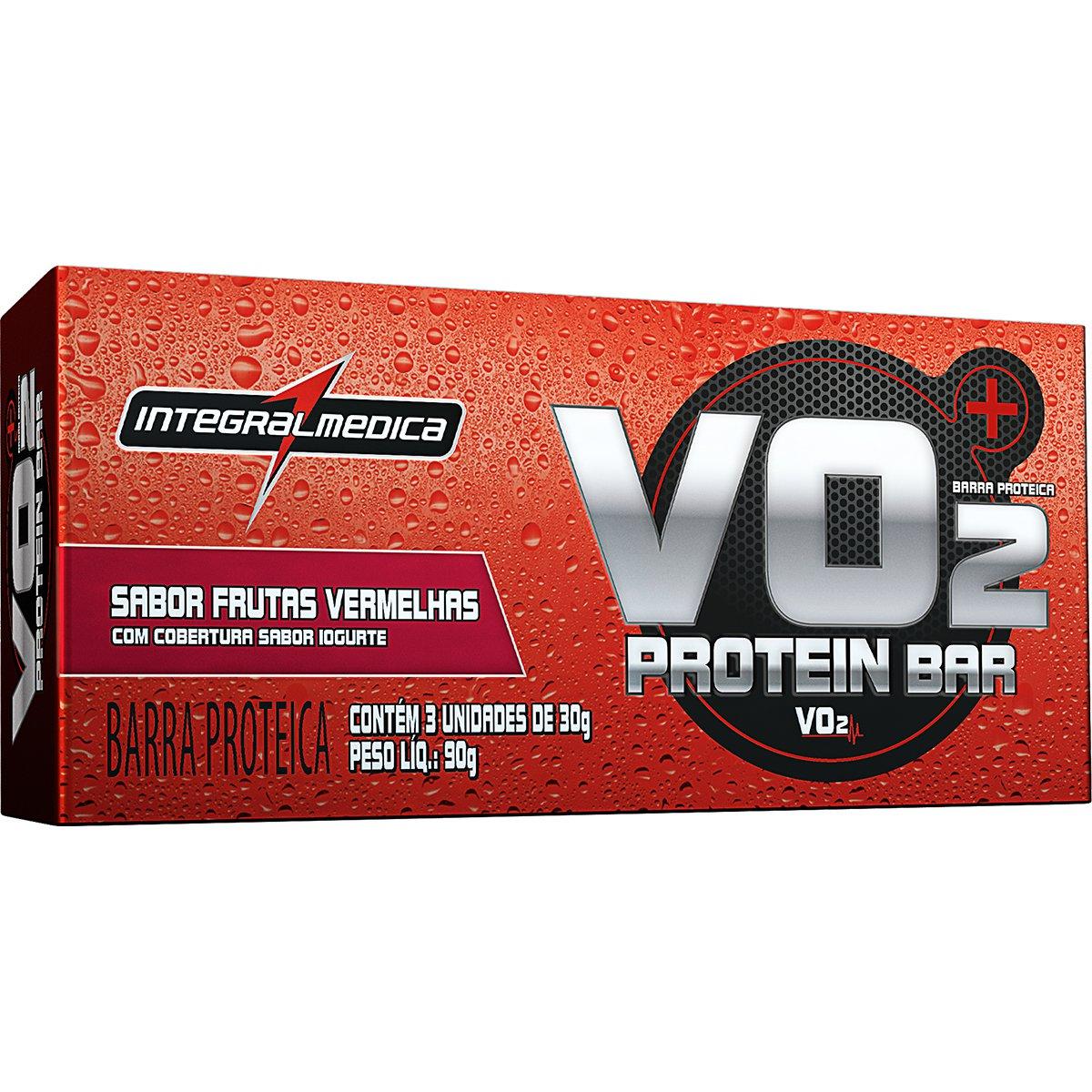 8bbaa1006 VO2 Protein Bar c  3 barras - IntegralMédica - Compre Agora