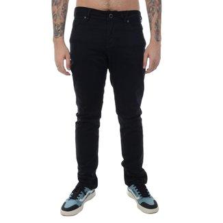 VOLCOM Calça Jeans Volcom Black Vorta