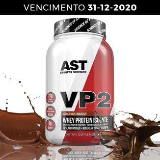 VP2 Whey Protein 100% Hidrolisado e Isolado com Selo Oficial AST Sports Science por 77i ~908g